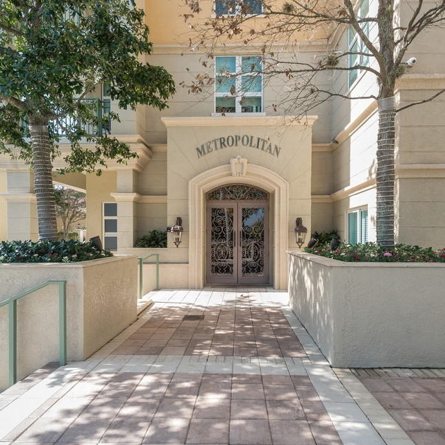 Metropolitan Building West Palm Beach FL