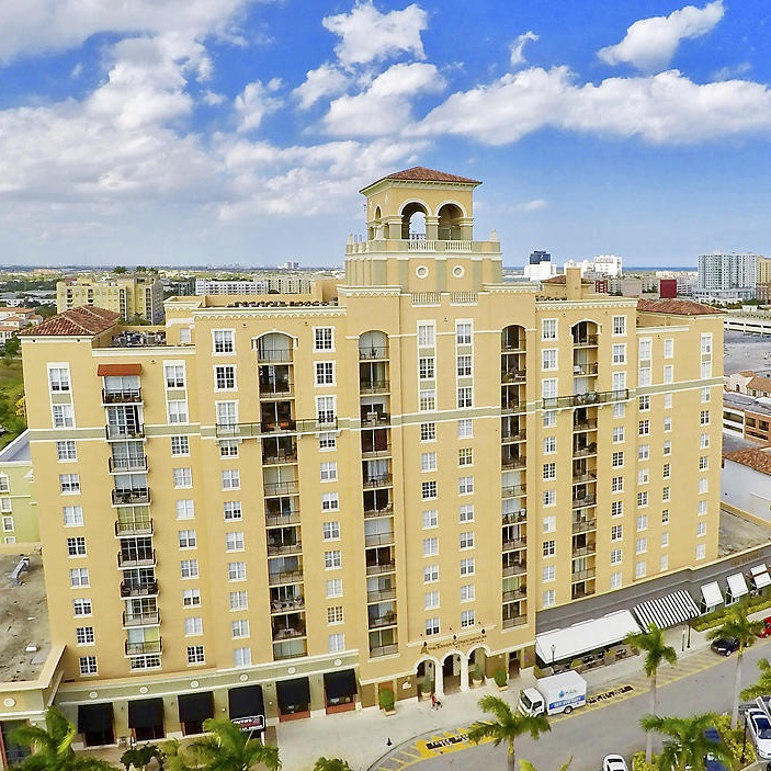 Tower Building - Condos for Sale in West Palm Beach