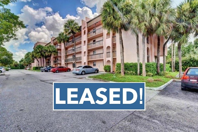 2050 N Congress Ave 409 WPB 33401 - $1200 Rented